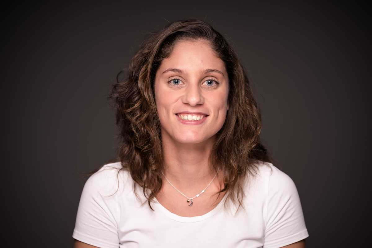 CANUSA Mitarbeiterin Giulia Allegrino