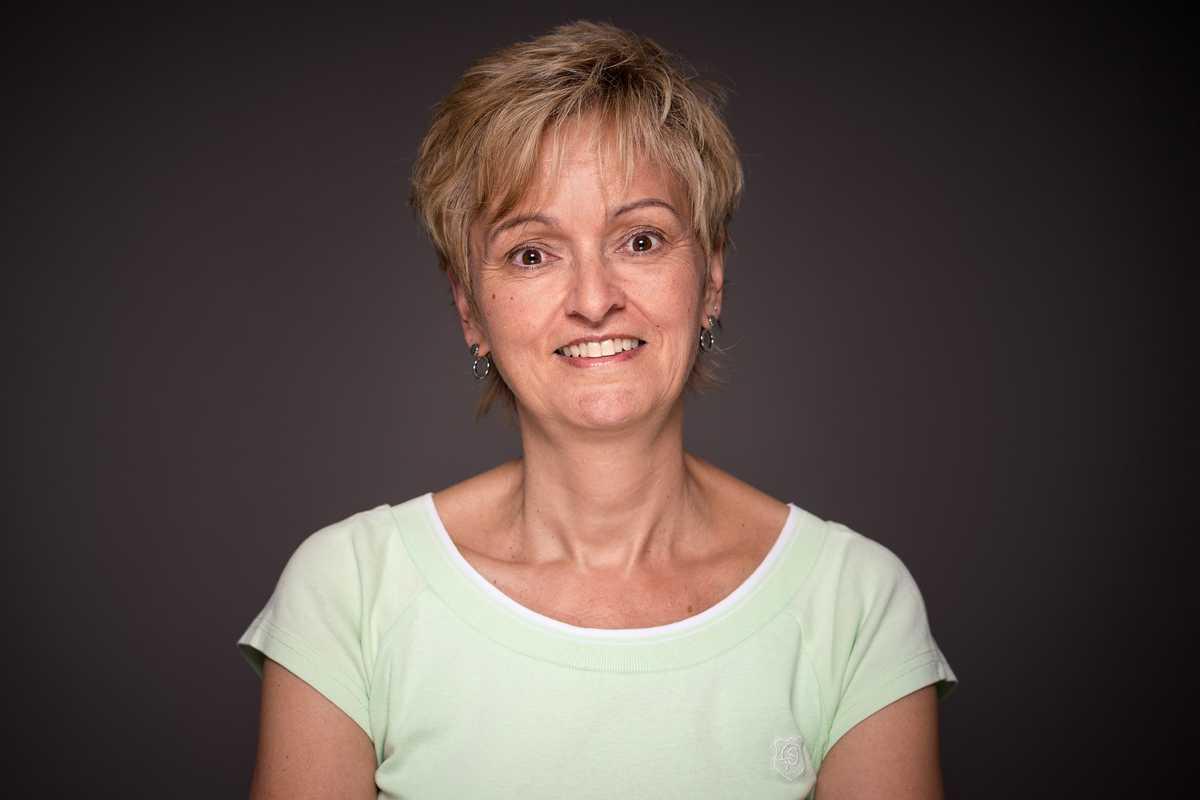 CANUSA Mitarbeiterin Karin Boettger