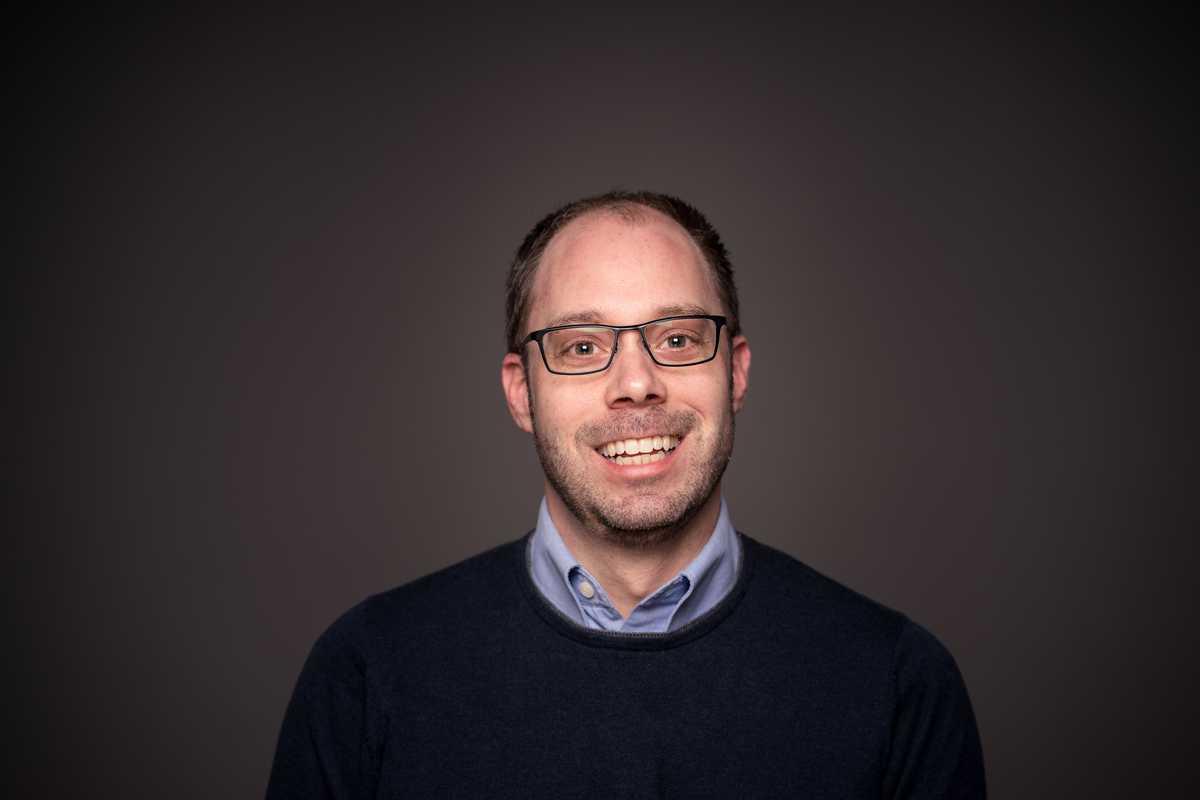 CANUSA Mitarbeiter Torben Kaufmann