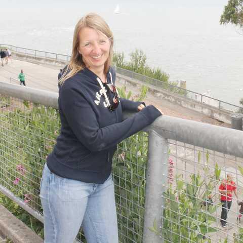 Bettina Denckert Alcatraz