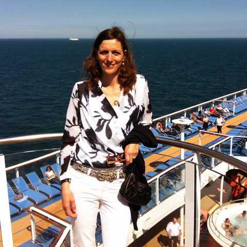 Insidertipp Birthe Witte Kreuzfahrten, Royal Caribbean - Anthem of the Seas, Sonnendeck