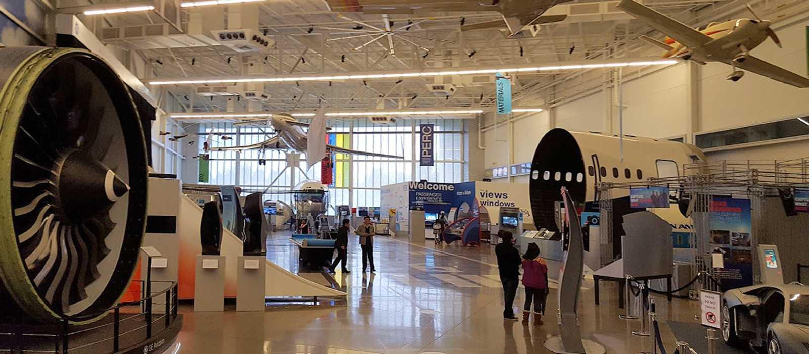 Das Museum of Flight