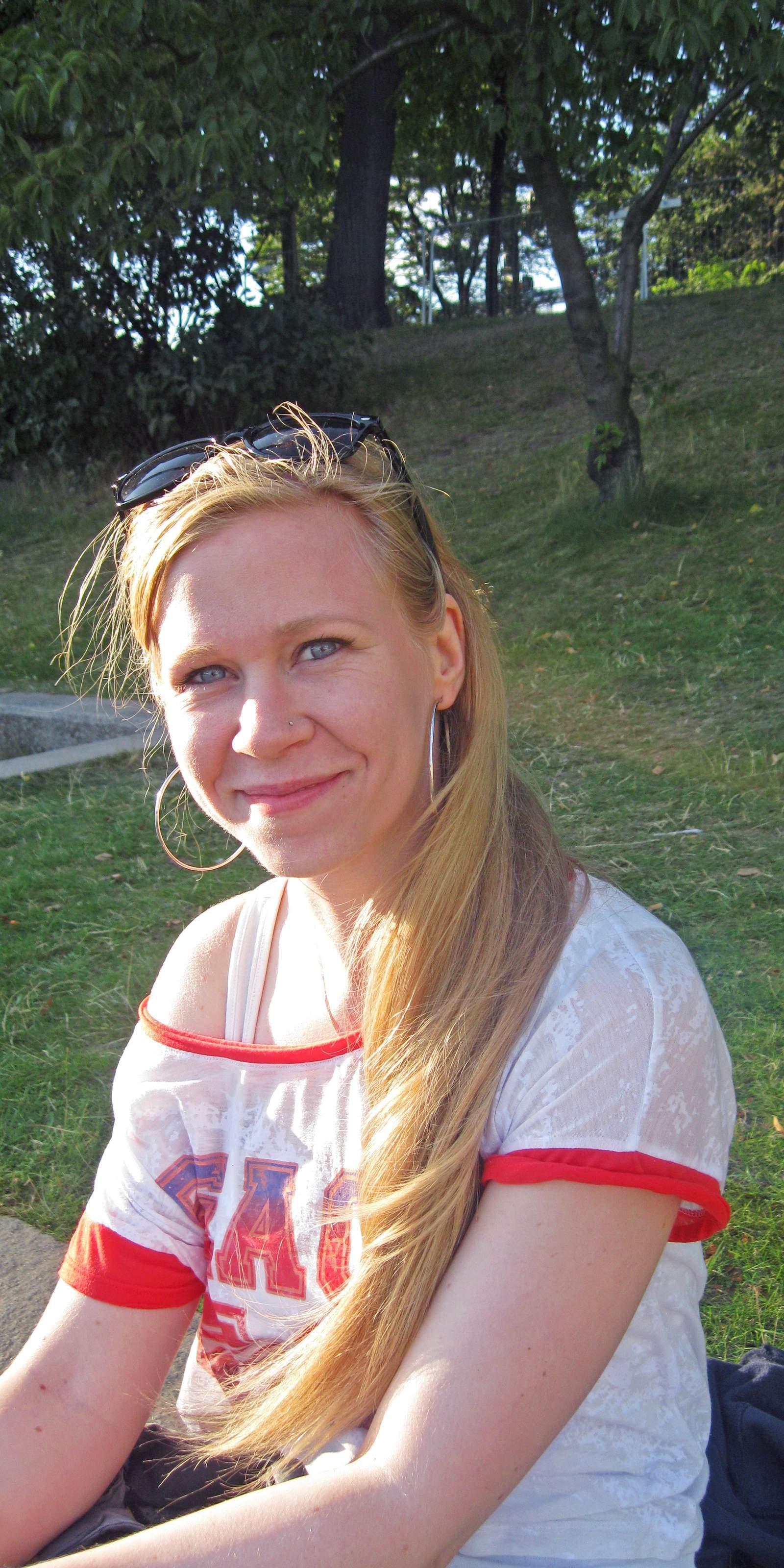 Portraet Franziska Knobba