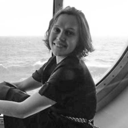 Mitarbeiterin Jatta Siekkinen auf einem Kreuzfahrtschiff der Royal Caribbean Reederei