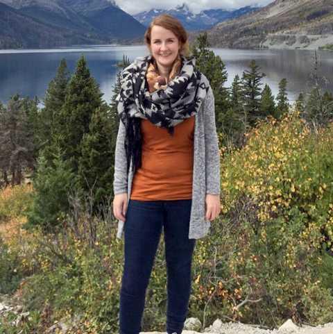 Mitarbeiterin Kristin Weide