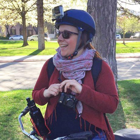 Fahrradtour in Salt Lake City, Utah