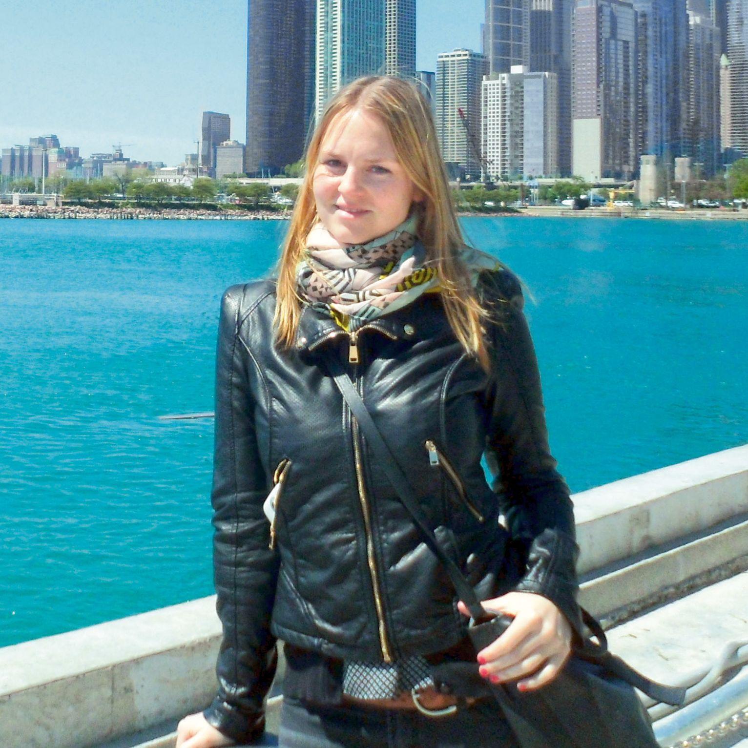 Maja Sebode in Chicago