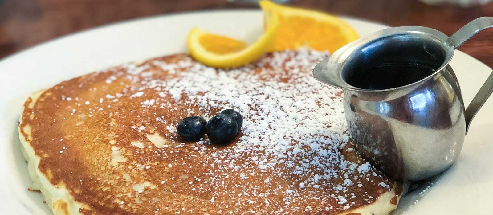 Leckere Pancakes im Mother's