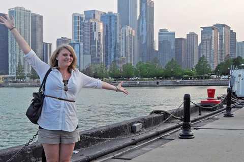 Nele in Chicago