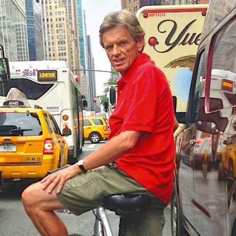 Fahrradtour durch New York