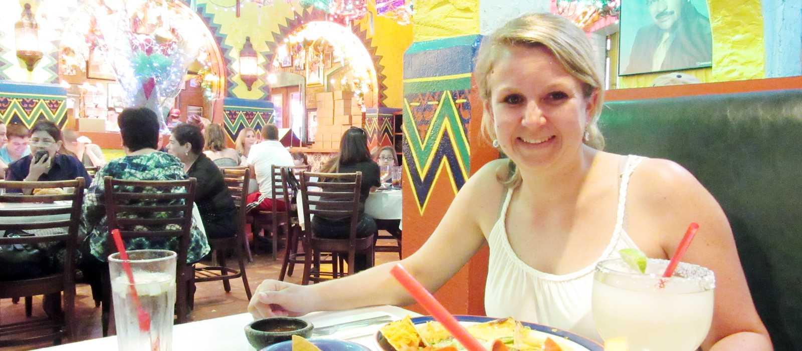 Leckereien im Restaurant Mi Tierra