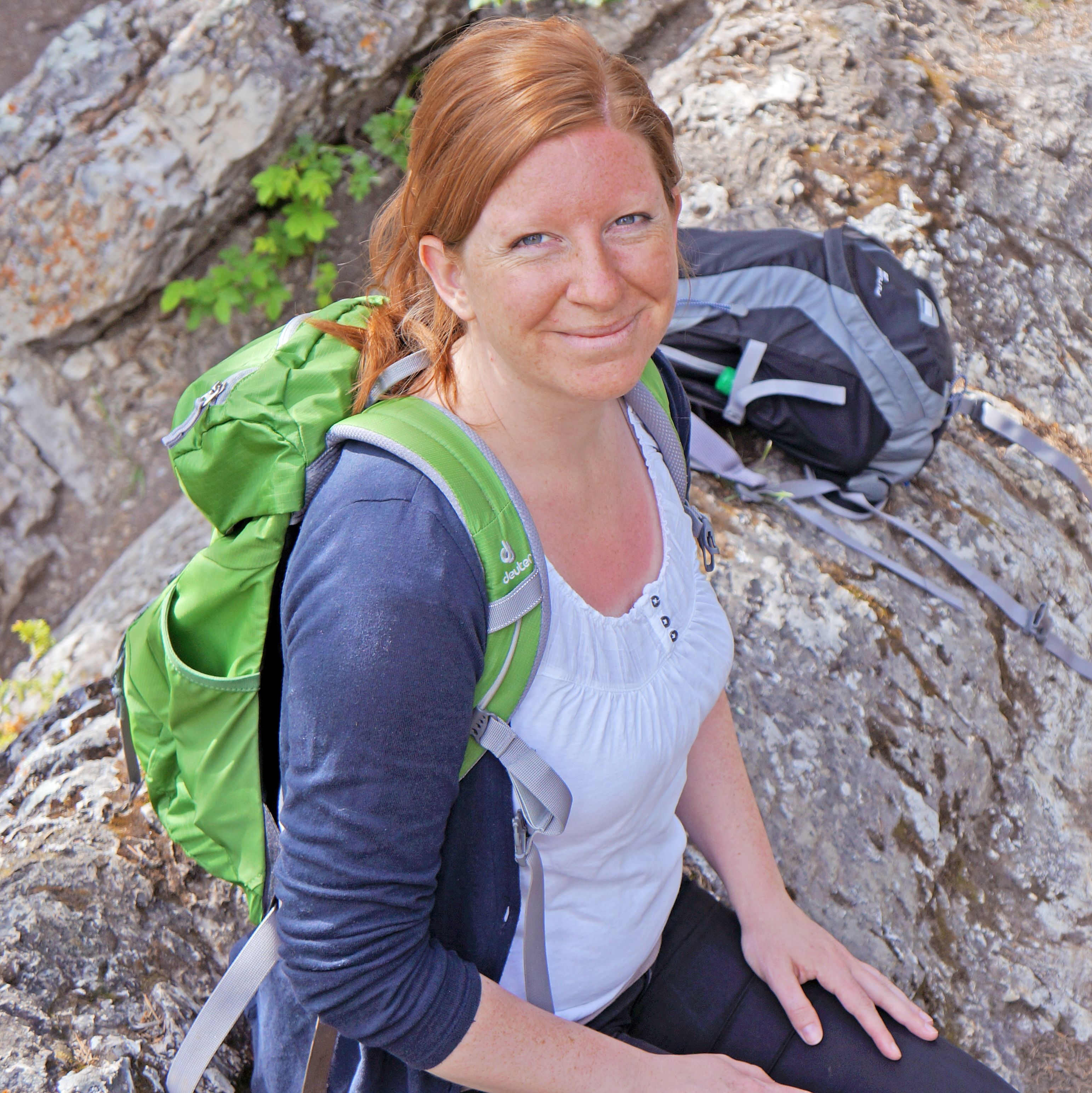 CANUSA Mitarbeiterin Odette Schiller