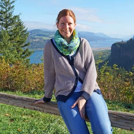 Columbia River Gorge ein Insidertipp von Odette Landmeier