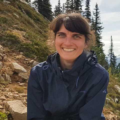 CANUSA-Mitarbeiterin Sabrina Gronwald auf Wandertour durch Washington