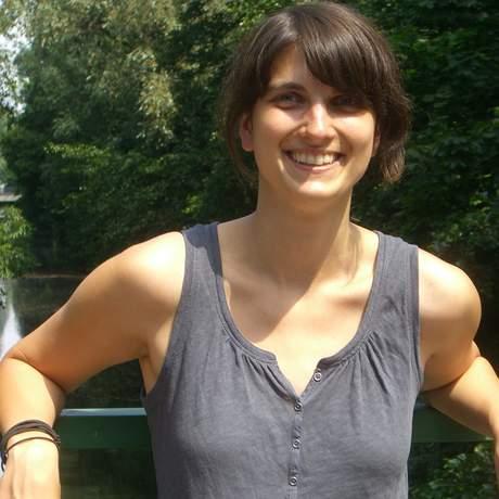Mitarbeiterin Sabrina Gronwald