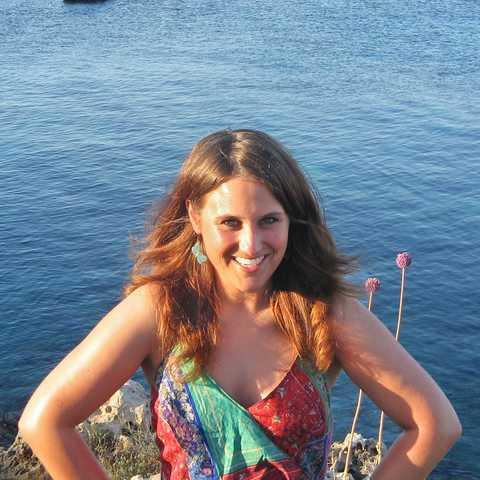 Mitarbeiterin Sabrina Richter