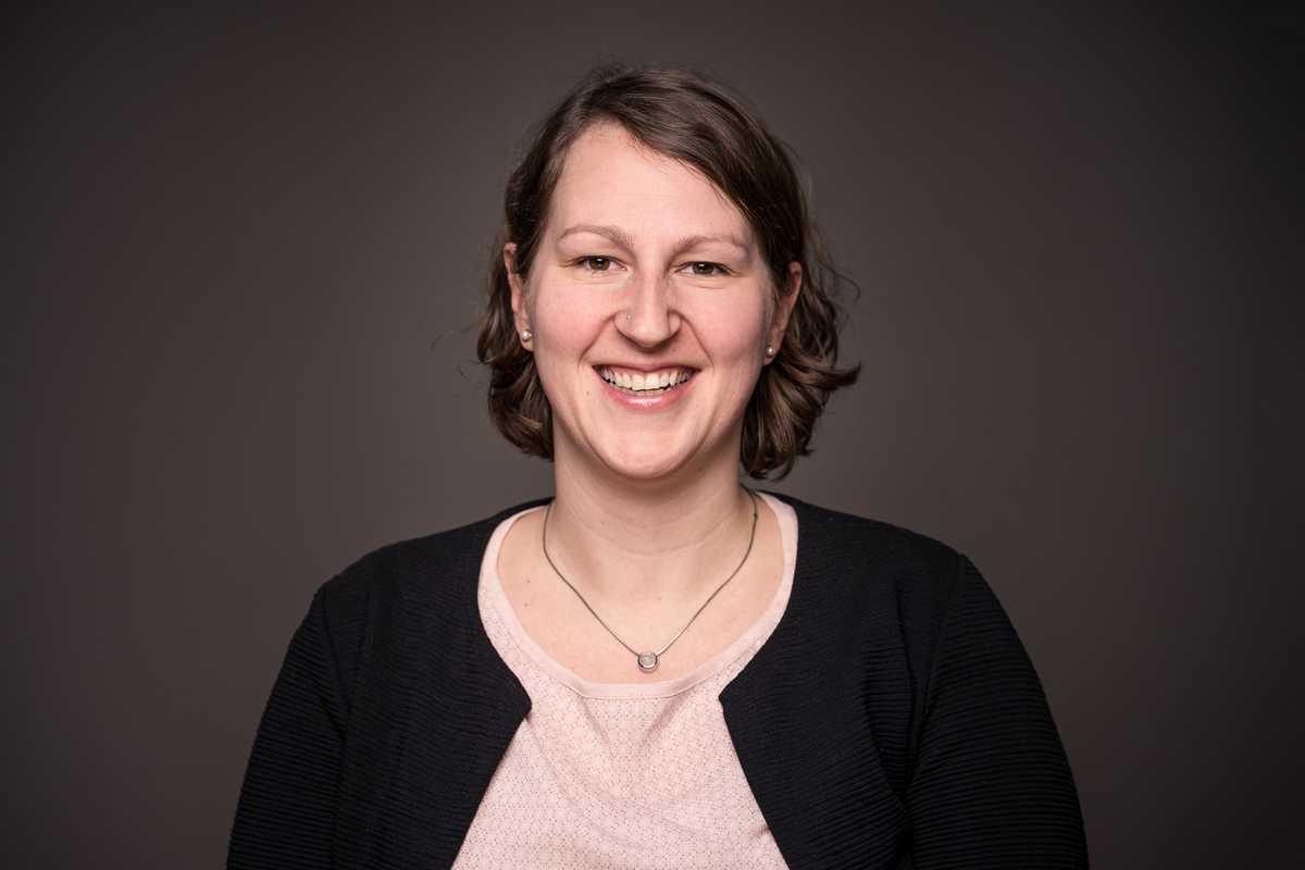 CANUSA Mitarbeiterin Sabrina Kaufmann