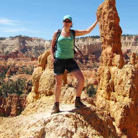 wiebke kerwat, bryce canyon national park, utah