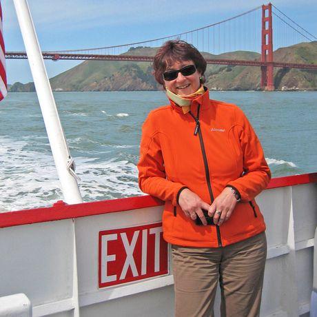 Angelika Weber in San Francisco