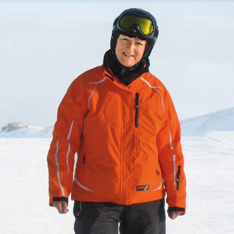 Angelika Weber in Big White