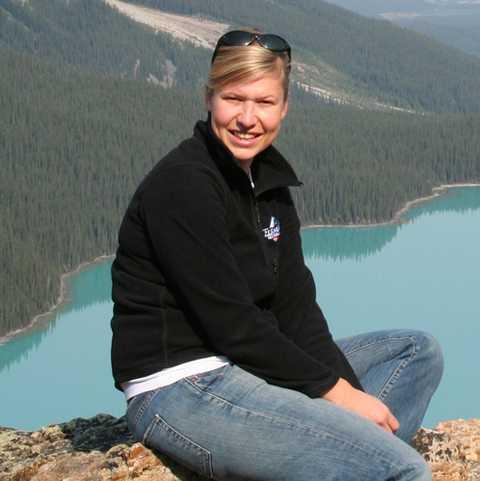 West-Kanada Peyto Lake