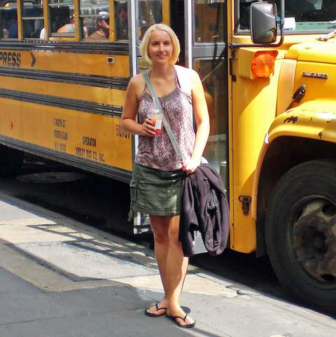 Portraet Mandy Drews