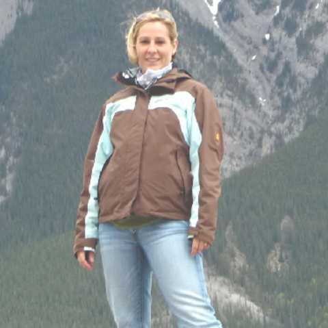 Mitarbeiterin Nadine Schäfer