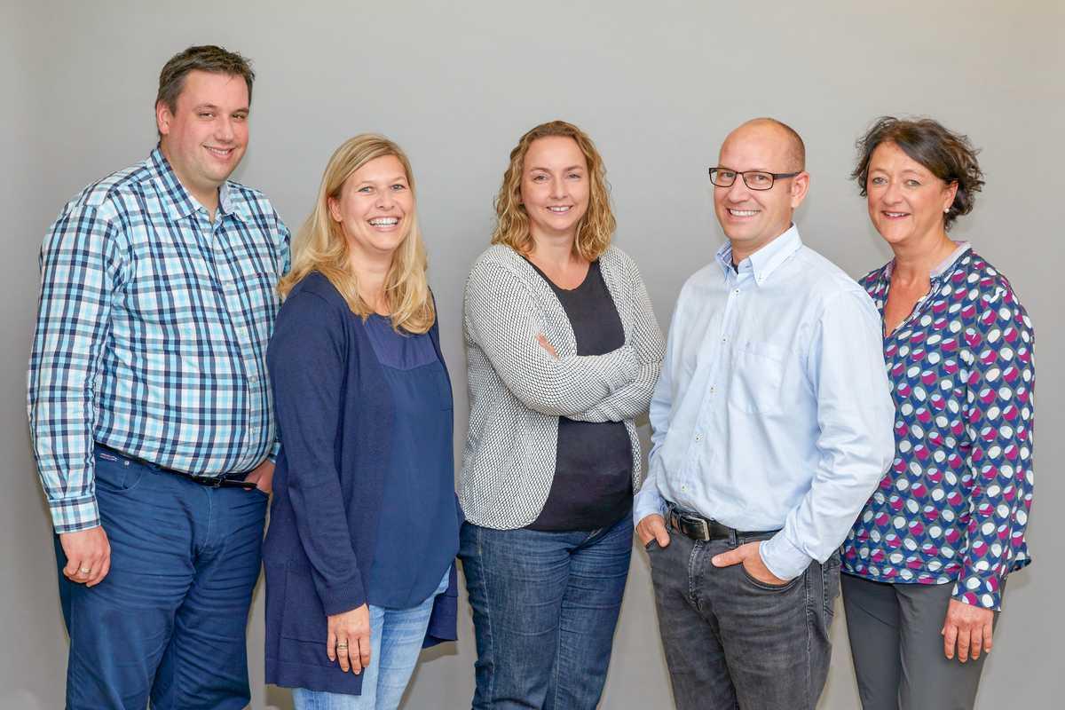 Die CANUSA Mitarbeiter aus dem Münchener Büro