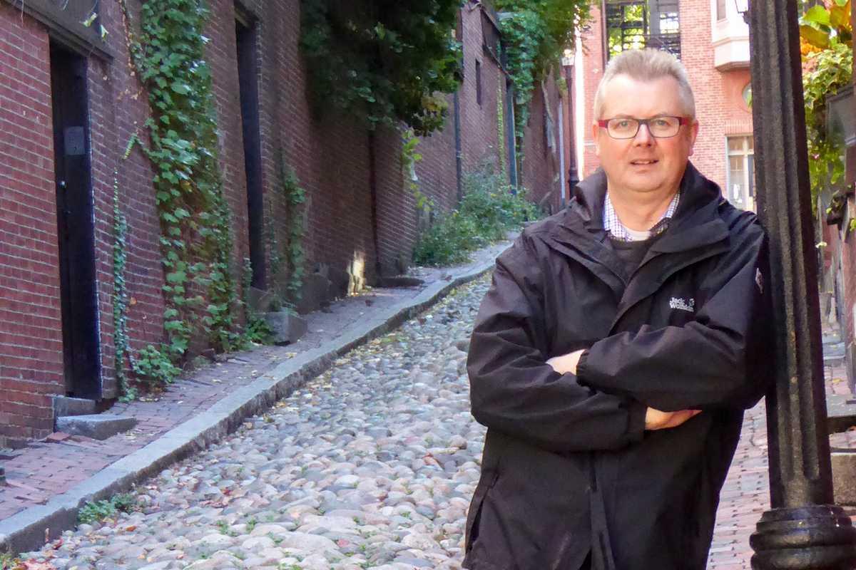 Johann in Boston