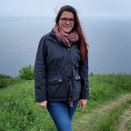 Marie Kipp in Signal Hill, Neufundland
