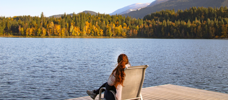 Eine Auszeit im Dutch Lake Motel & RV Campground in Clearwater, British Columbia genießen