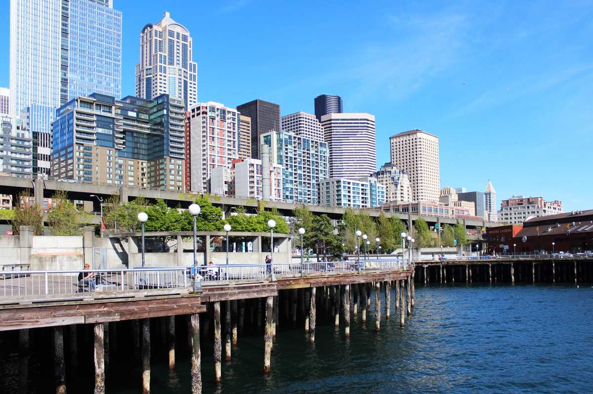 Central Waterfront in Seattle