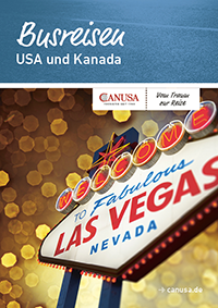 Busreisen USA & Kanada