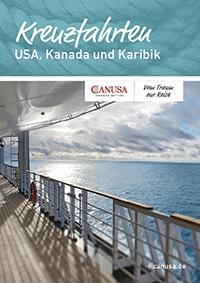 Kreuzfahrt USA, Kanada & Karibik