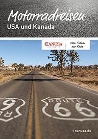 Motorradreisen USA & Kanada