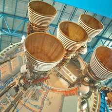 Rakete Kennedy Space Ceneeter