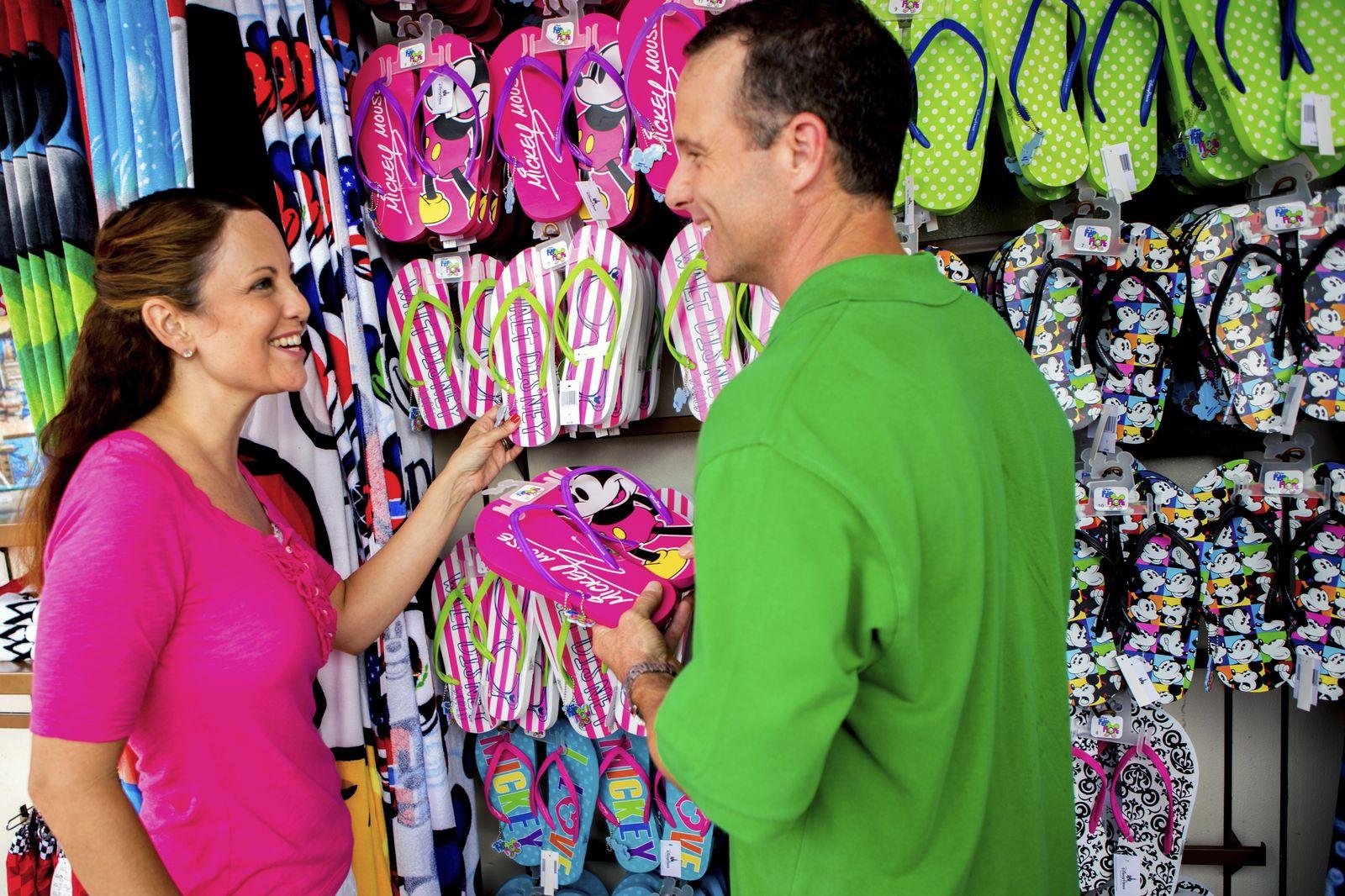 Shoppingparadies Orlando