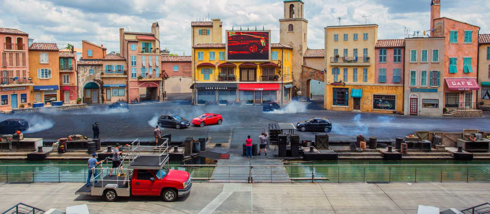 Motor Stun Show, Disney Hollywood Studios, Orlando