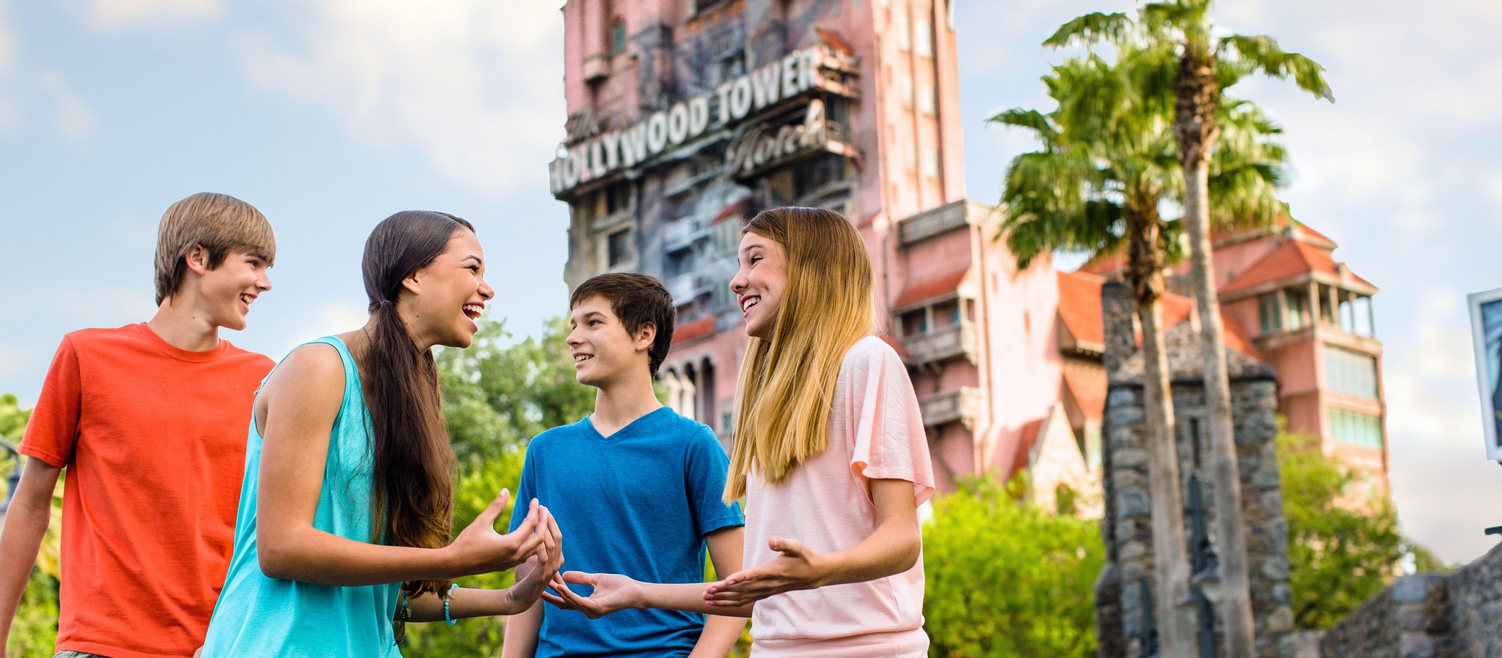 Tower of Terror, Disney Hollywood Studios, Orlando