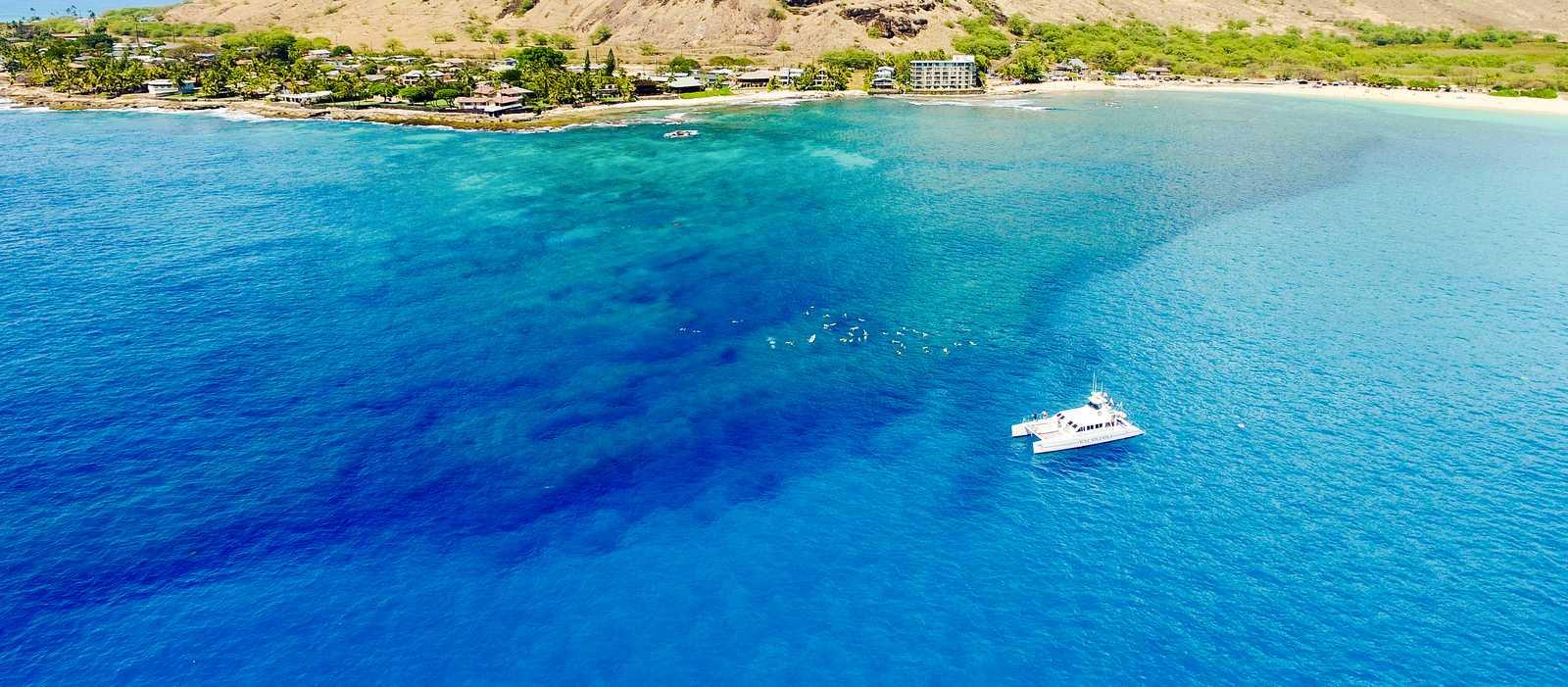 Auf Entdeckungstour mit Ocean Joy Cruises auf Hawaii