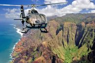 Helikopter über Hawaii