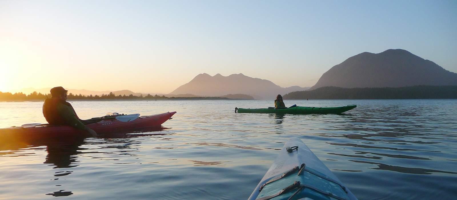 Impressionen Discover the Rainforest Kayak & Hike