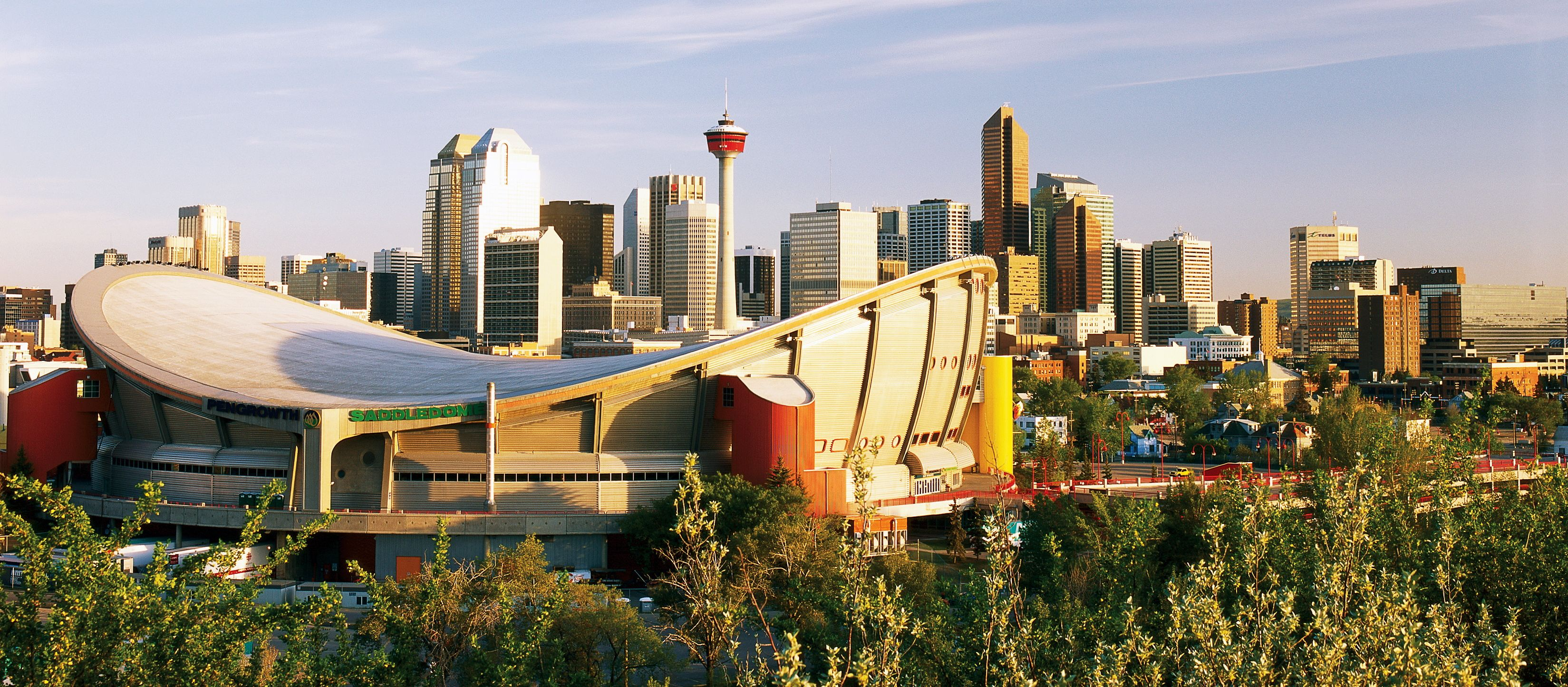 Impressionen Hop-on Hop-off Tour of Calgary