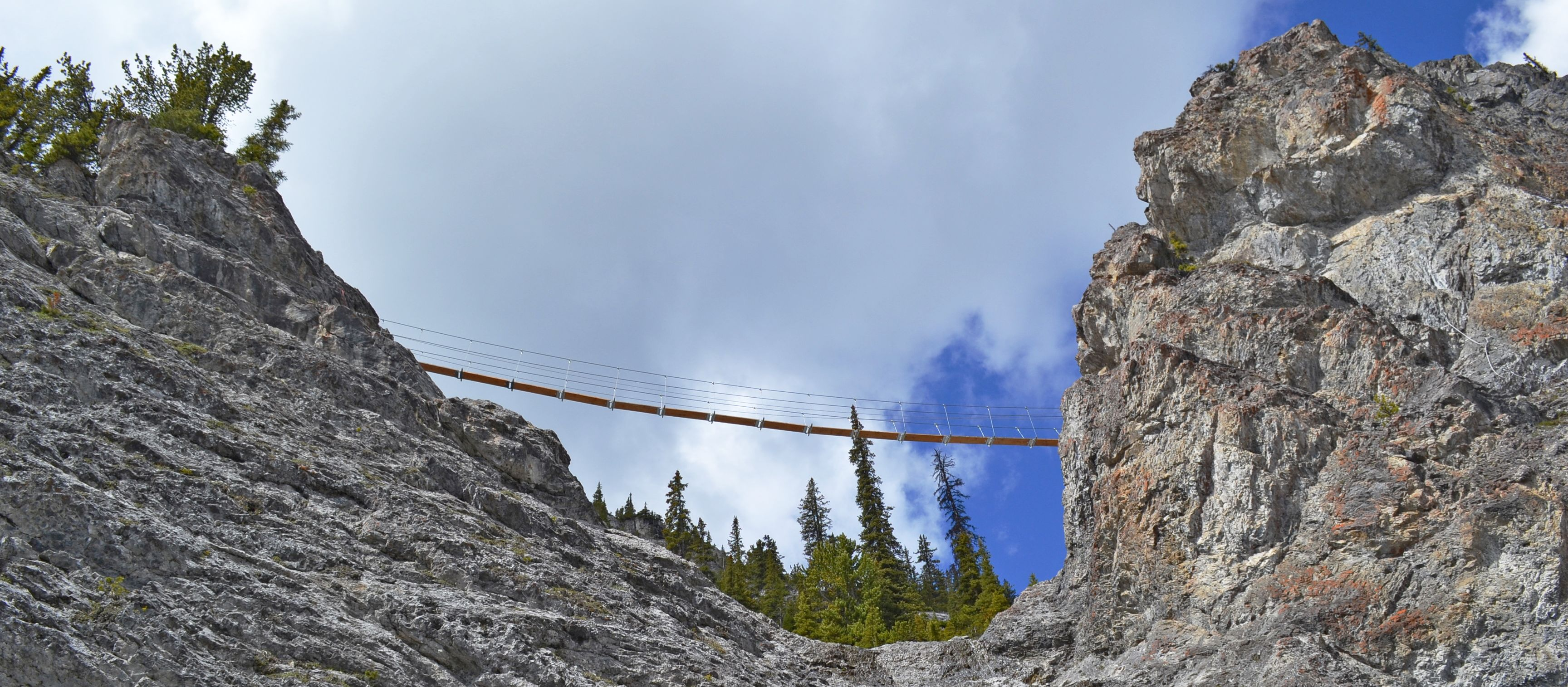 Impressionen Mount Norquay via Ferrata Explorer Route