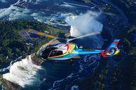 Ausflug USA Kanada: Hubschrauber-Rundflug Niagara Fälle