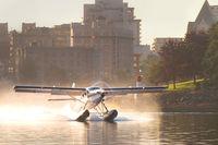 Rundflug mit dem Wasserflugzeug Vancouver Island