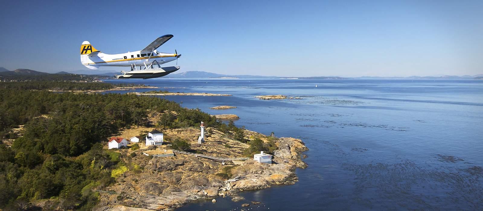 Impression Harbour Air Seaplanes
