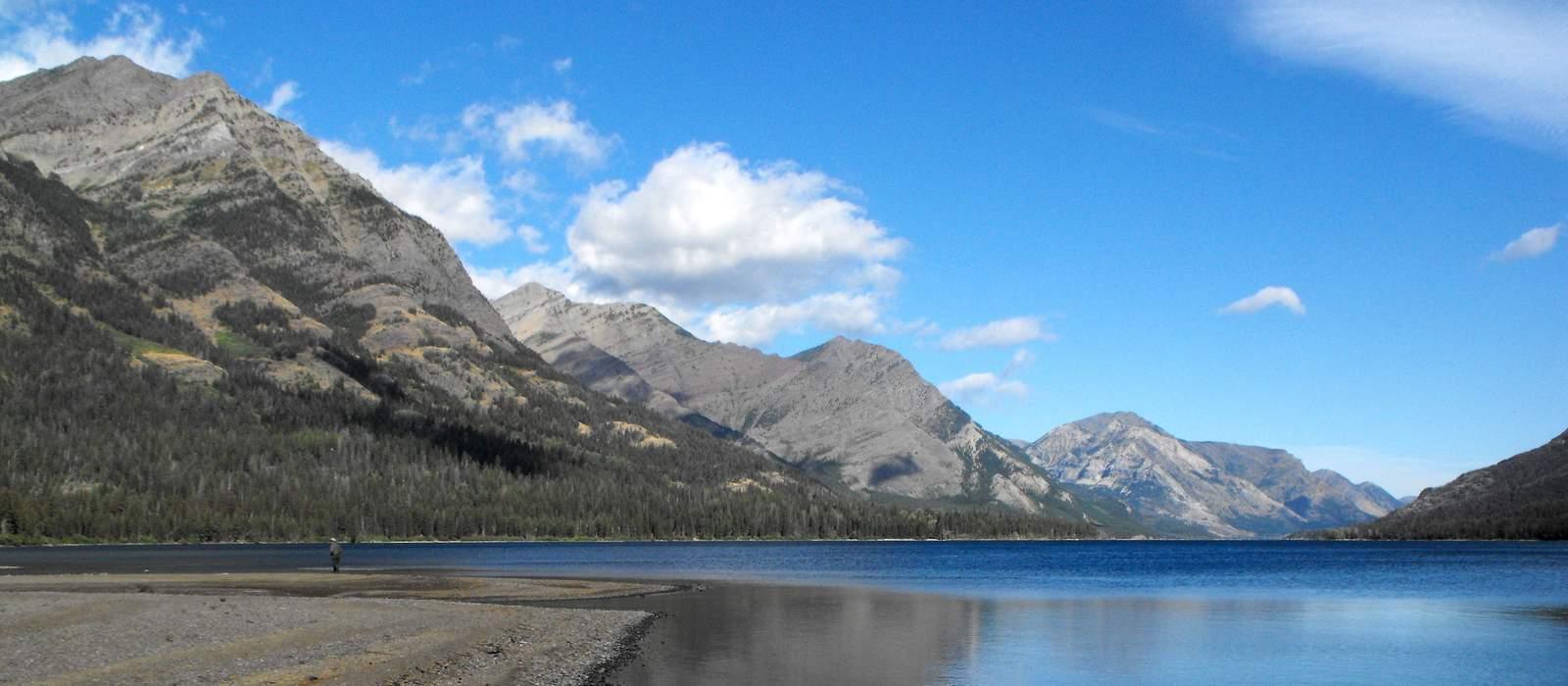 Impressionen Waterton Lake Scenic Cruise