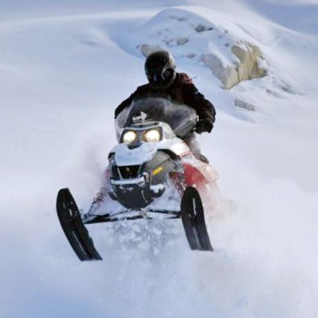 Impression Snowmobiling