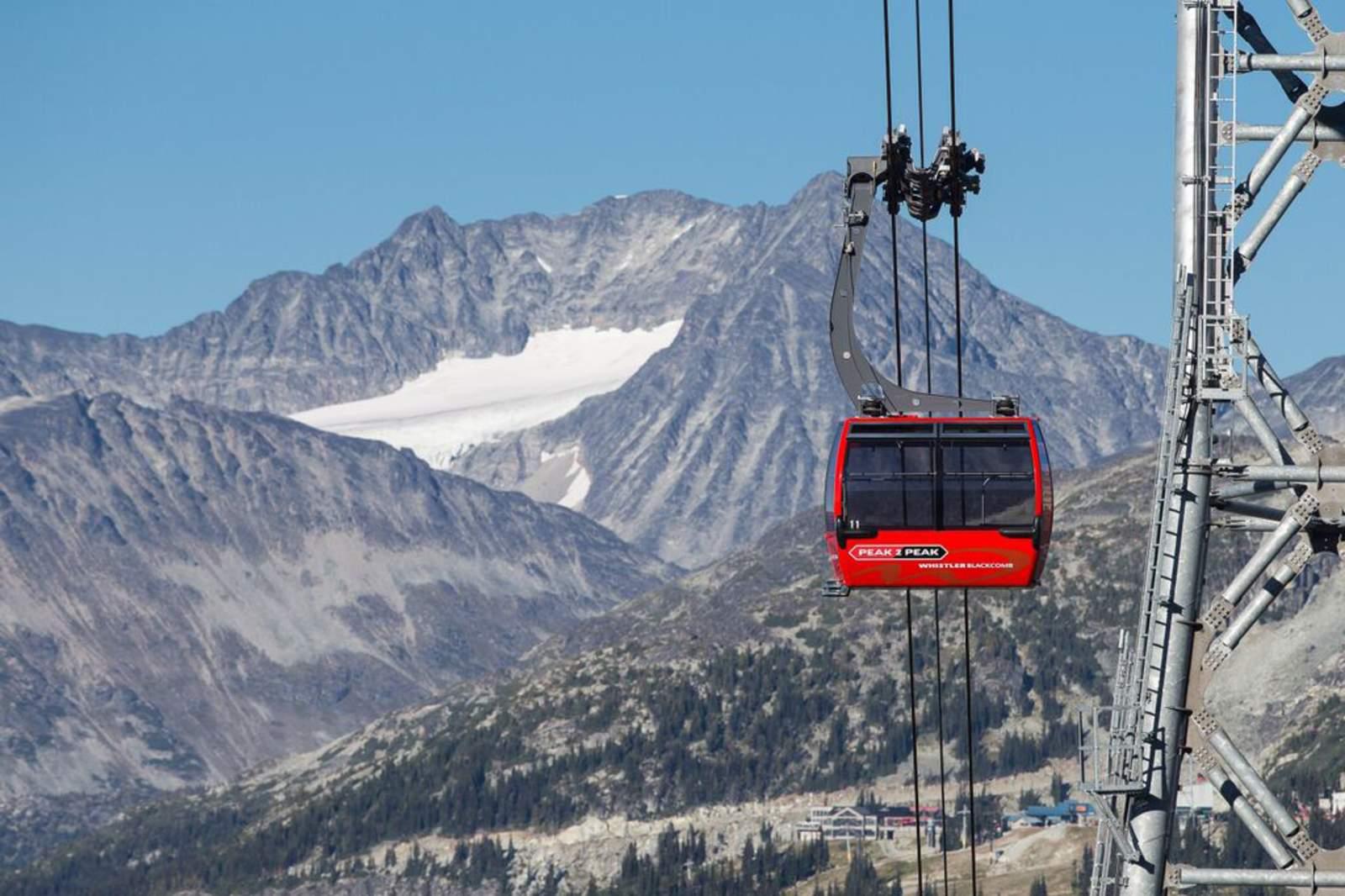 Imression Whistler Mountain and Adventure Tour